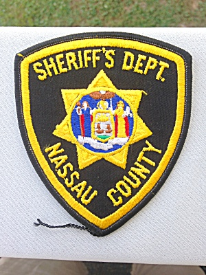 Sheriff's Dept. Nassau County New York? Patch
