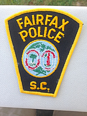 Fairfax Police South Carolina Patch