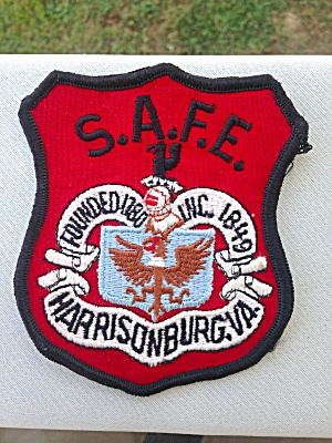 S.a.f.e. Harrisonburg Virginia Patch