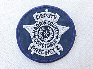 Harris Co. Constable Precinct 2 Deputy Patch