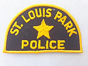 St. Louis Park Police Patch