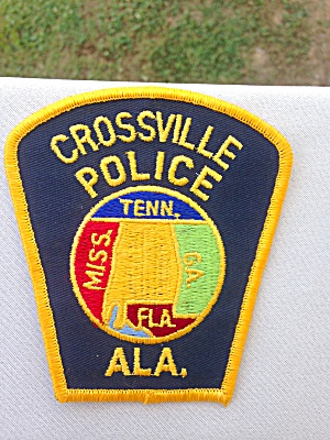 Crossville Police Alabama Patch