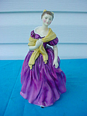 Royal Doulton Figurine Adrienne (Image1)