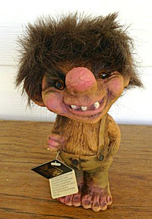 Nyform Troll Doll--Norway (Image1)