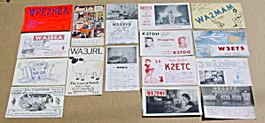 Huge Collection QSL Cards (Image1)