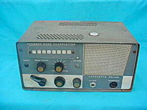 Lafayette HE-15B Transceiver (Image1)