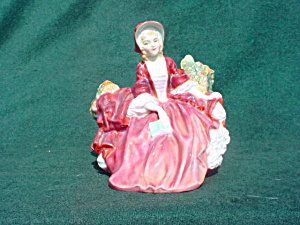 Royal Doulton Lydia Figurine (Image1)