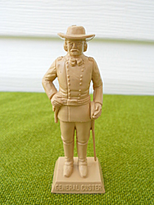 General Custer Marx Playset Figure