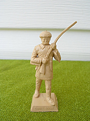 Daniel Boon Marx Playset Figure (Image1)
