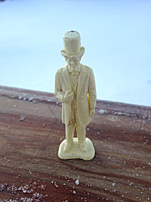 Abe Lincoln Marx Figure