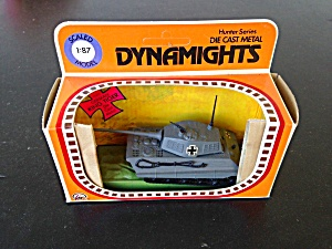 Dynamights Die Cast British Chieftain Tank
