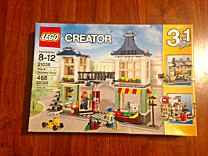 Lego Creator 3 in 1 Toy & Grocery Shop (Image1)