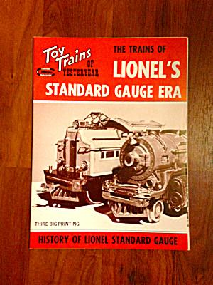 Booklet History of Lionel Standard Gauge (Image1)