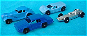 (4) Early Tootsie Toy Vehicles (Image1)
