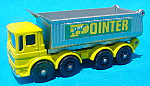 Matchbox #51 8 Wheel Tipper w/Box (Image1)