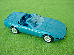 Ertl Promo Car:  1994 Corvette Convertible (Image1)