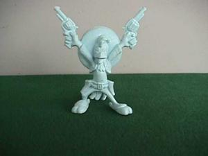 Marx Walt Disney Panchito Playset Figure (Image1)