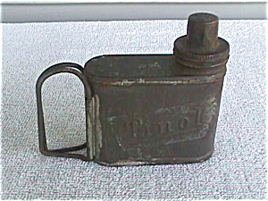 Vintage Hess Torch Mining Carbide Container?? (Image1)