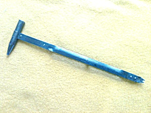 THE BIRD Antique Hammer Combo Tool (Image1)