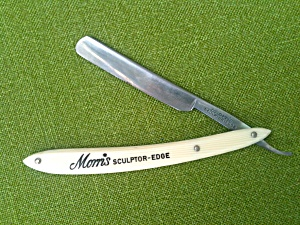 Morris Sculptor-edge Straight Razor W/box