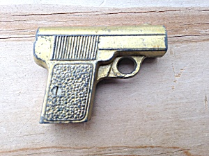 Vintage Handgun Pencil Sharpener (Image1)