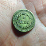 Schireman & Sons Trade Token Richland WA