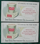 Pr Ohio Butterine Cincinnati, Oh Ink Blotters