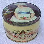 Thornes Toffee Tin Leeds, England