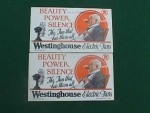 Westinghouse Electric Fan Adver. Ink Blotters