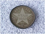 Click to view larger image of Star Soap Zanesville, Oh Adver. Pocket Mirror (Image1)