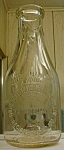 Click to view larger image of Early, Chattanooga, Tenn. Qt. Milk Bottle (Image1)