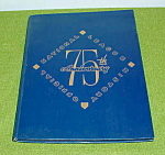 National League 75th Anniversary Book--1951