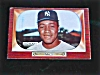 Click to view larger image of (35) '55 Bowman Cards Elston Howard RC (Image7)