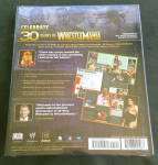 Click to view larger image of 30 Yrs. of WrestleMania Book--Sealed (Image2)