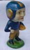 Click to view larger image of 40s Football Player Pottery Coin Bank--Ohio (Image2)