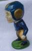 Click to view larger image of 40s Football Player Pottery Coin Bank--Ohio (Image3)