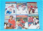 1970's Montreal Canadiens Sports Illustrated