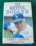 Click to view larger image of 80's LA Dodgers Collection-Lasorda Auto. Book (Image1)
