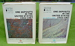Click to view larger image of 2 Vol. Ore Deposits in the U.S. 1933-67 (Image1)