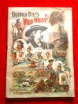 1895 Buffalo Bill's Wild West Program