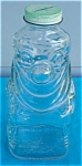 Click to view larger image of Grapette Syrup Clown Glass Coin Bank (Image1)
