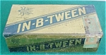 Click here to enlarge image and see more about item cig25: In-B-Tween Early Cigar Box Tin