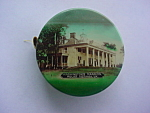 Old Souvenir Mount Vernon, Va Tape Measure