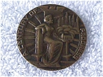 Chicago Century of Progress World Fair Medal