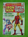 Click to view larger image of Tale of Suspense #59 Iron Man & Capt. America (Image1)