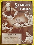 Click here to enlarge image and see more about item d35: Early No. 35 Stanley Tools Catalog