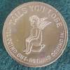 Click to view larger image of Cascarets Advertisement Coin (Image2)