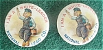 Pr. of National Lead Co. Adver. Pinbacks