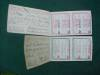 Click to view larger image of Pr of West Virginia Liquor Sales Ticket Books (Image2)