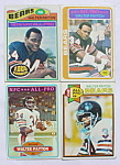 Click to view larger image of Walter Payton Chicago Bears Football Cards (Image1)